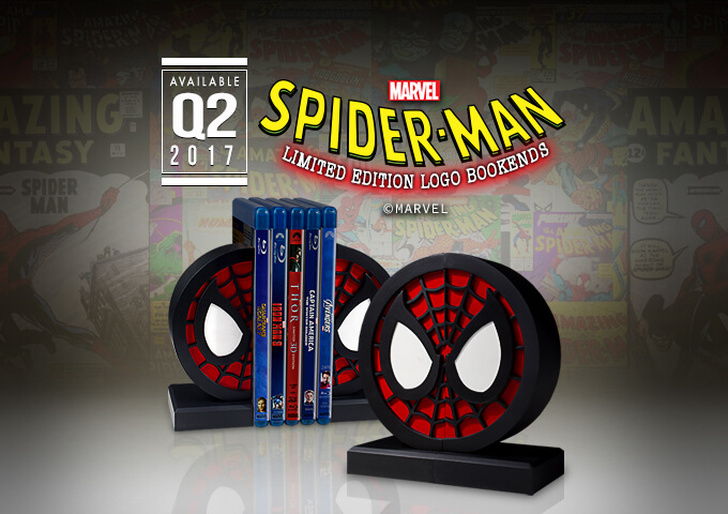 Marvel - Spider-Man Logo Bookend