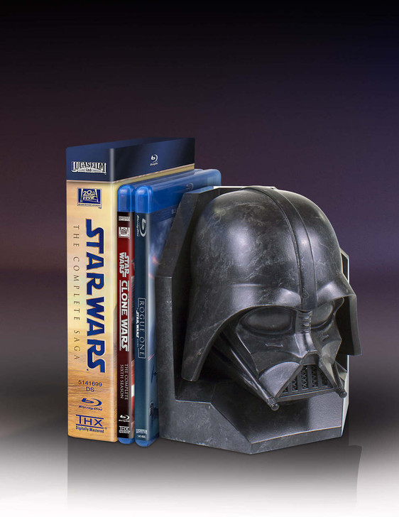 Star Wars™ - Darth Vader (Stonewerks Faux Marble) Bookend