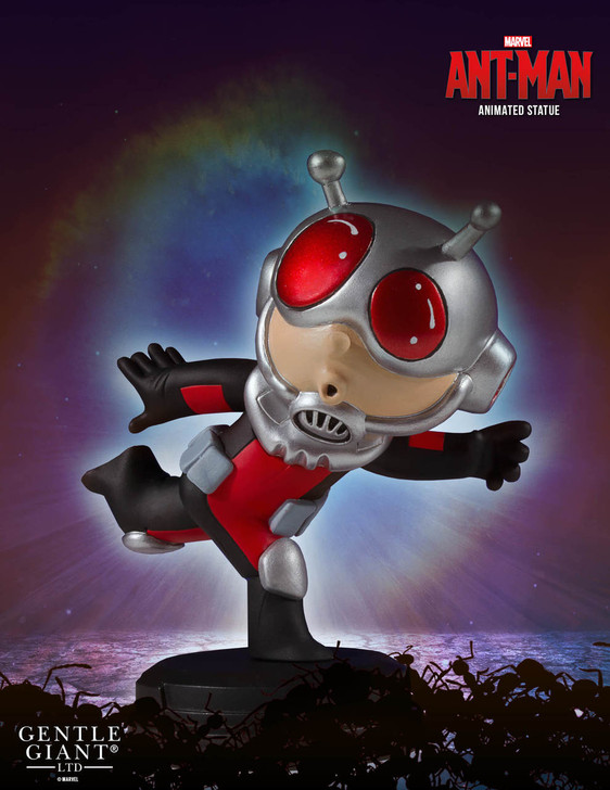 Marvel - Ant-Man Animated Statue