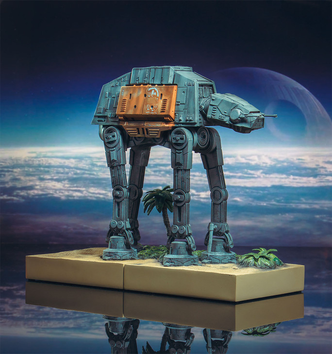 AT-ACT Walker Bookend