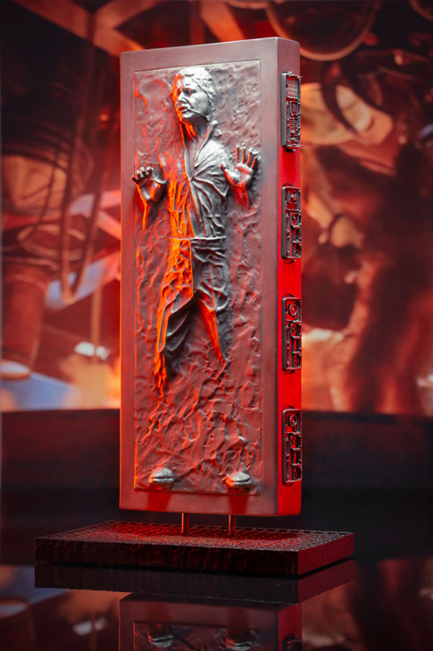 Star Wars: The Empire Strikes Back™ - Han Solo In Carbonite Collectors Gallery Statue