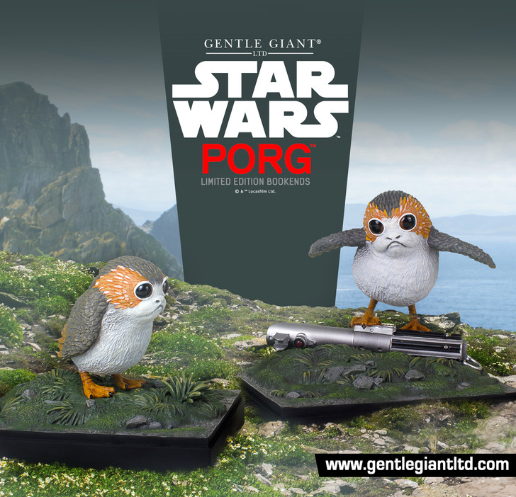 Star Wars: The Force Awakens™ - Porg Bookend