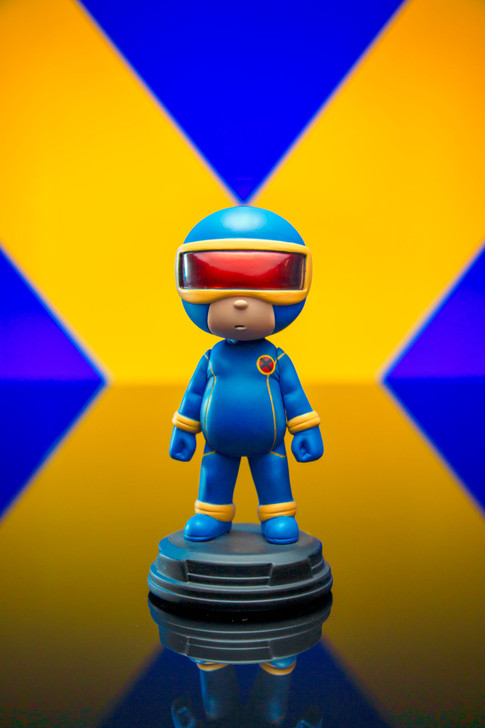 Marvel - Cyclops Animated Statue