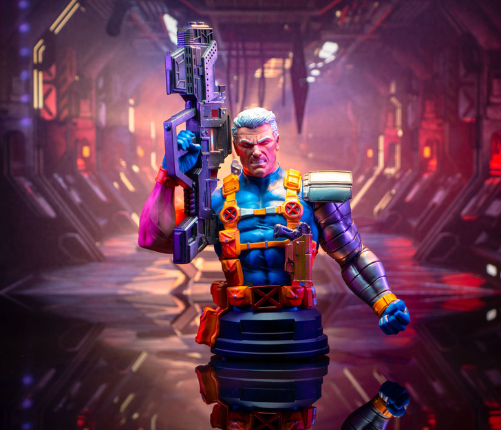Marvel - Cable Mini Bust