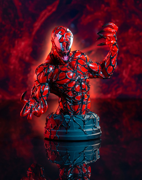 Carnage Mini Bust