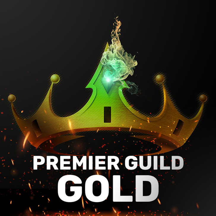 2019 Premier Guild Gold Membership