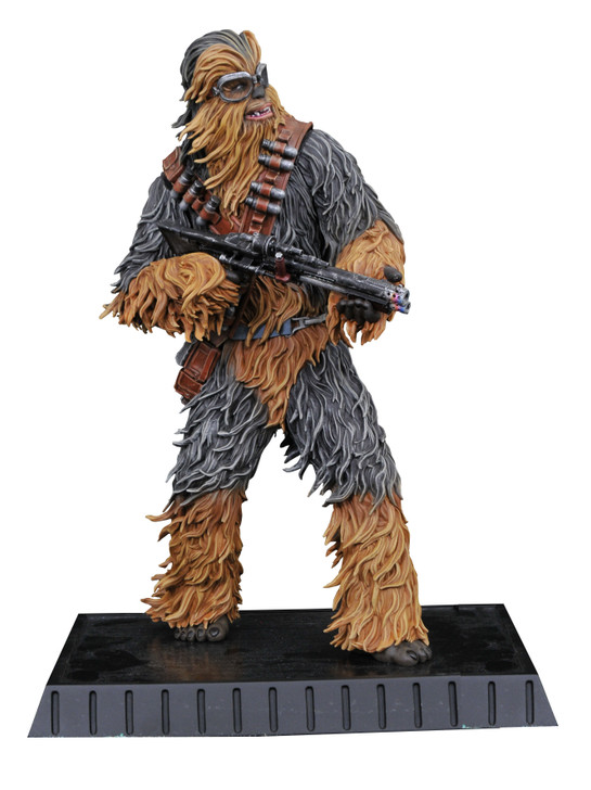 Star Wars™ Solo: A Star Wars™ Story - Chewbacca Milestones Statue