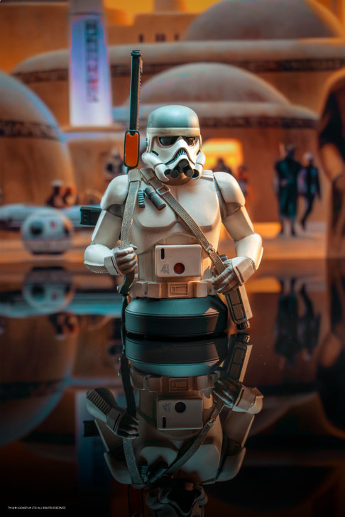 Star Wars: A New Hope™ - Sandtrooper (Concept) Mini Bust - 2019 Convention Exclusive