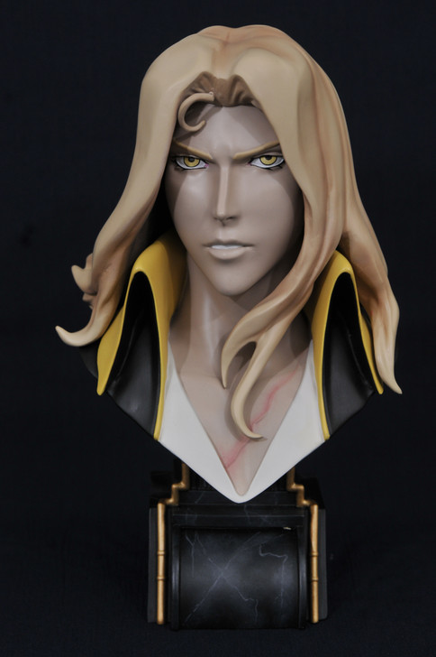 Castlevania - Alucard Legends in 3 Dimensions Bust