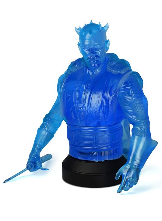 Darth Maul Holographic Mini Bust