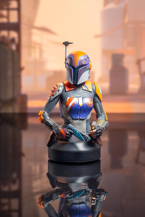Star Wars: Rebels™ - Sabine Wren Mini Bust