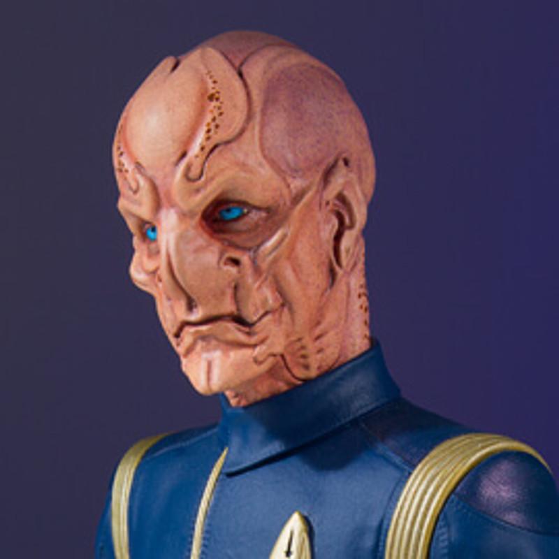 San Diego Comic Con Exclusive Announcement #2 -  Lt. Saru Star Trek: Discovery Mini Bust