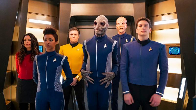 Star Trek: Discovery Season 2 Trailer Released at New York Comic Con