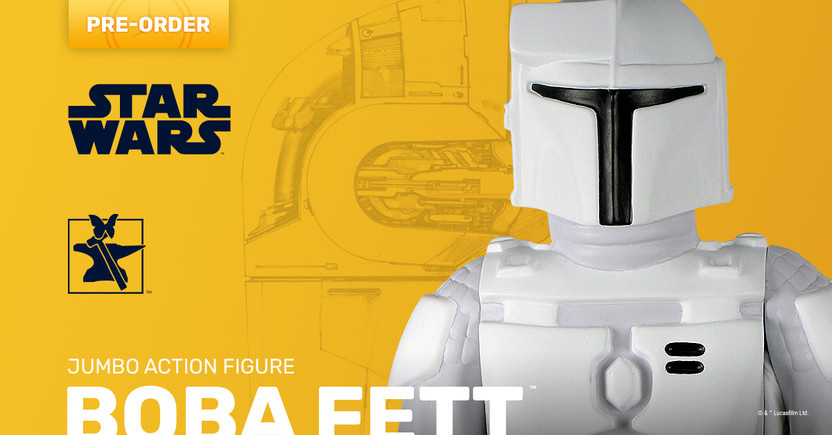 ​BOBA FETT™ IS THE NEWEST STAR WARS™ HOLIDAY EXCLUSIVE!