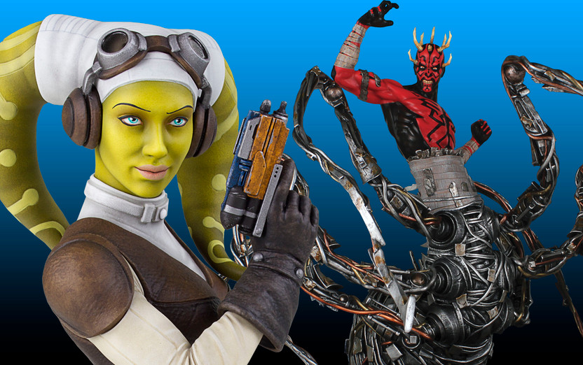 New Star Wars Exclusives Coming to Celebration 2019! - Gentle Giant Ltd