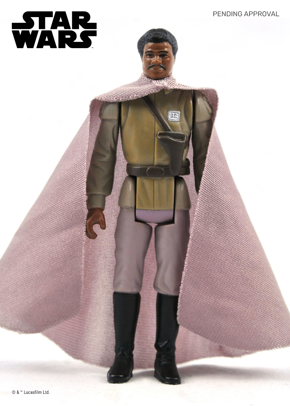 General Lando Calrissian Jumbo Action Figure