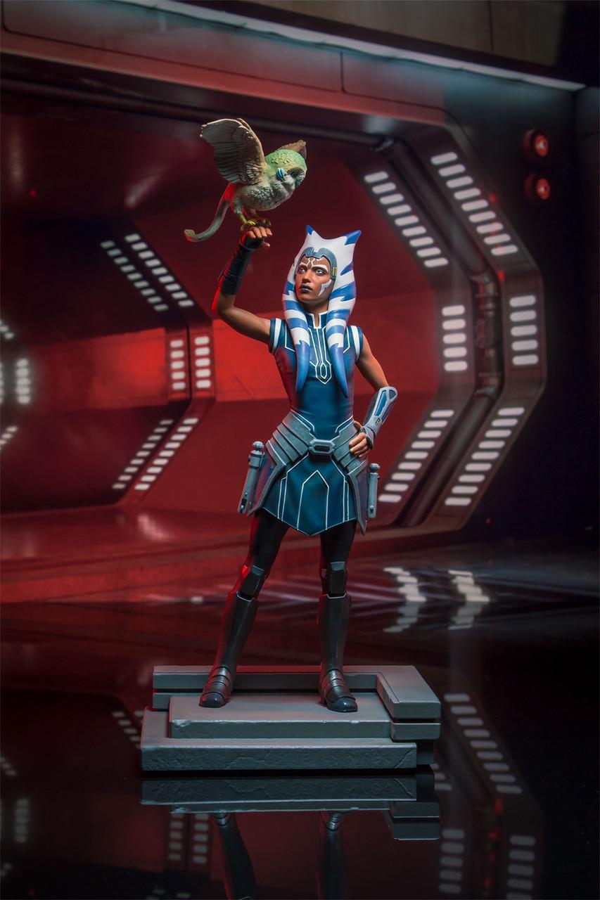 Star Wars: The Clone Wars™ - Ahsoka Tano Premier Collection Statue
