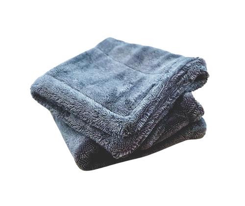 """Aqualux Detail Supply 16x16 """"Slurpy Jr"""" Twisted Loop Drying Towel Two Pack"""