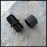 """Smith & Wesson 22 Thread Adapter & Protector 1/2""""- 28 A"""