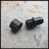 """Smith & Wesson 22 Thread Adapter & Protector 1/2""""- 28 D"""