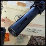 Concave Ported Barrel Shroud AR 15