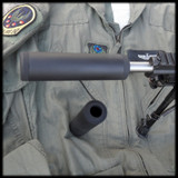 Concave Ported Barrel Shroud S&W AR 15 - 22.
