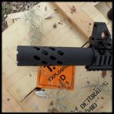 Crown Barrel Shroud S&W AR 15 / 22