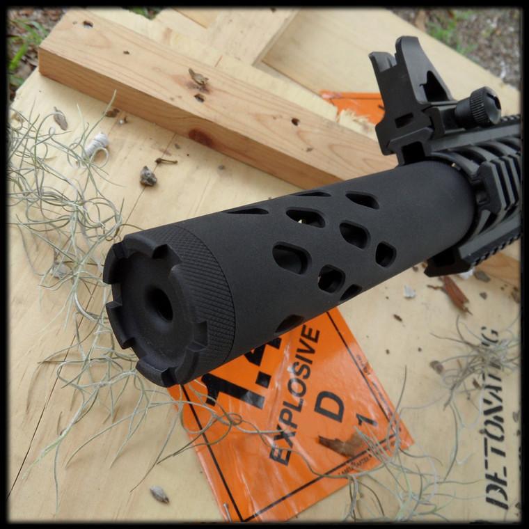 Crown Barrel Shroud  AR 15