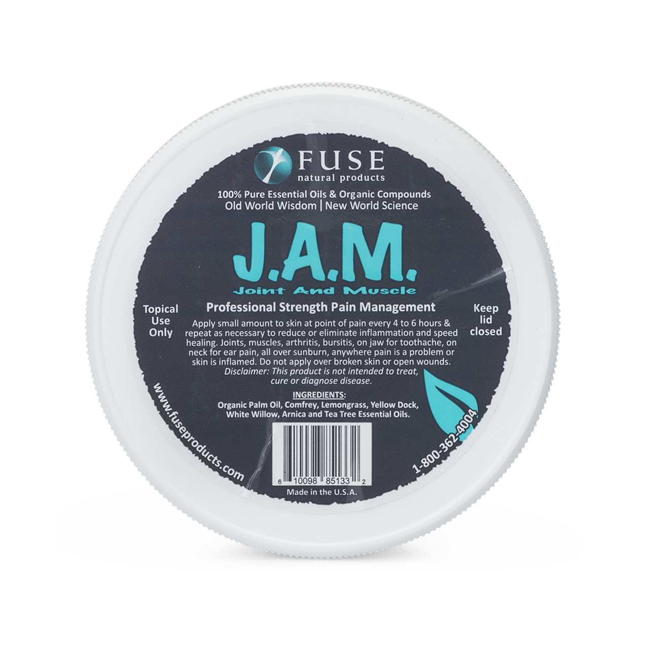 J A M  Joint & Muscle Rub