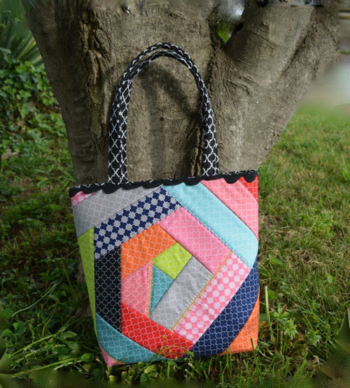 Quilt-As-You-Go Tote Party