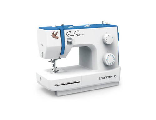 The Sparrow15 a great machine for the beginner, or someone who needs a machine for mending.