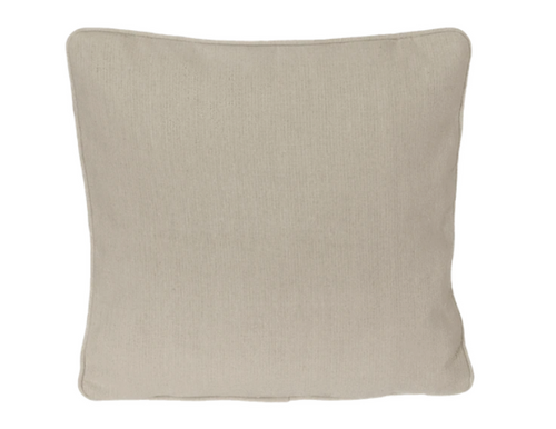 Embroider Buddy Pillow - Oatmeal