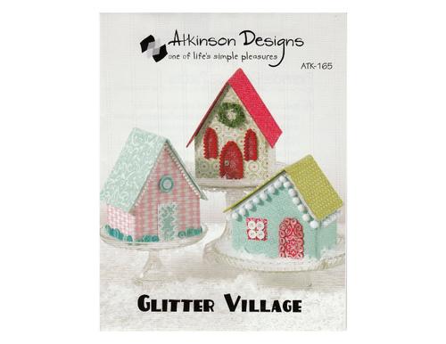 Glitter Village Pattern