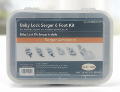 Baby Lock Serger 6 Foot Kit