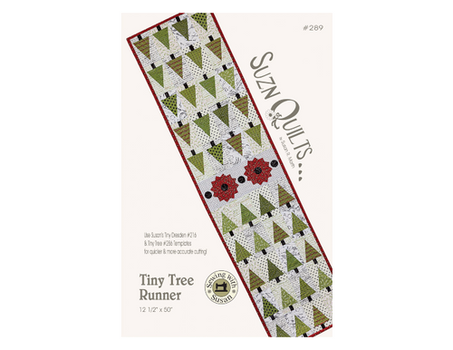 Tiny Tree Runner Pattern