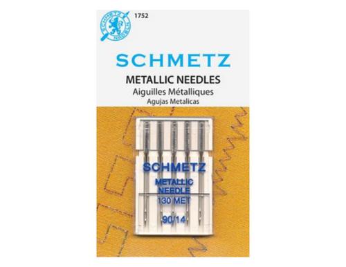 Schmetz Metallic Machine Needle Size 14/90