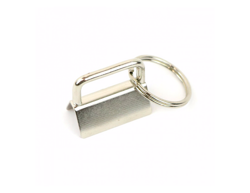 Key Fobs Nickel - 1 1/4""