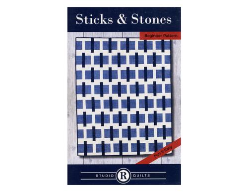 Sticks & Stones Pattern