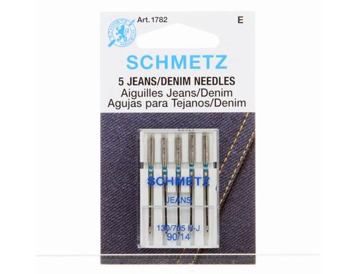 Schmetz Denim/Jeans Machine Needle Size 90/14