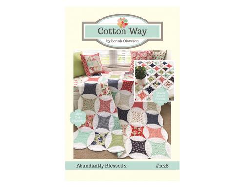 Abundantly Blessed 2 Quilt Pattern