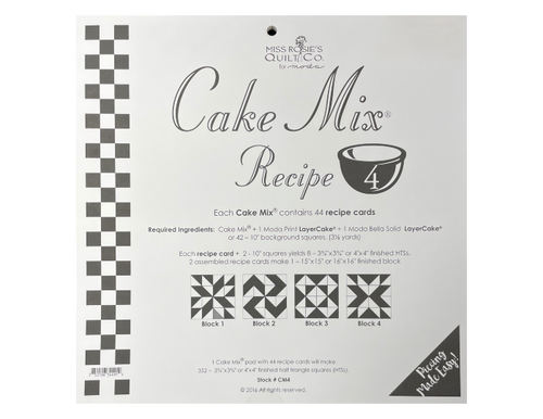 Cake Mix Recipe #4