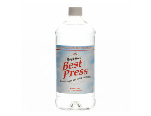 Best Press Spray Starch Scent Free 32oz