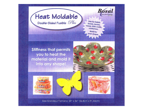 Bosal Heat Moldable Plus