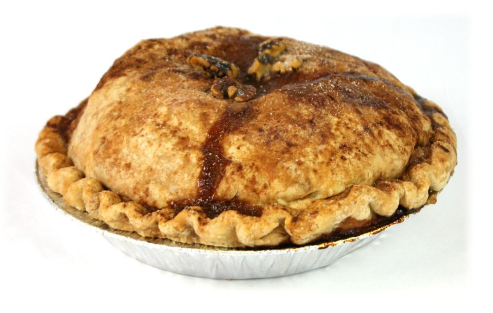 Apple-Caramel-Walnut Pie
