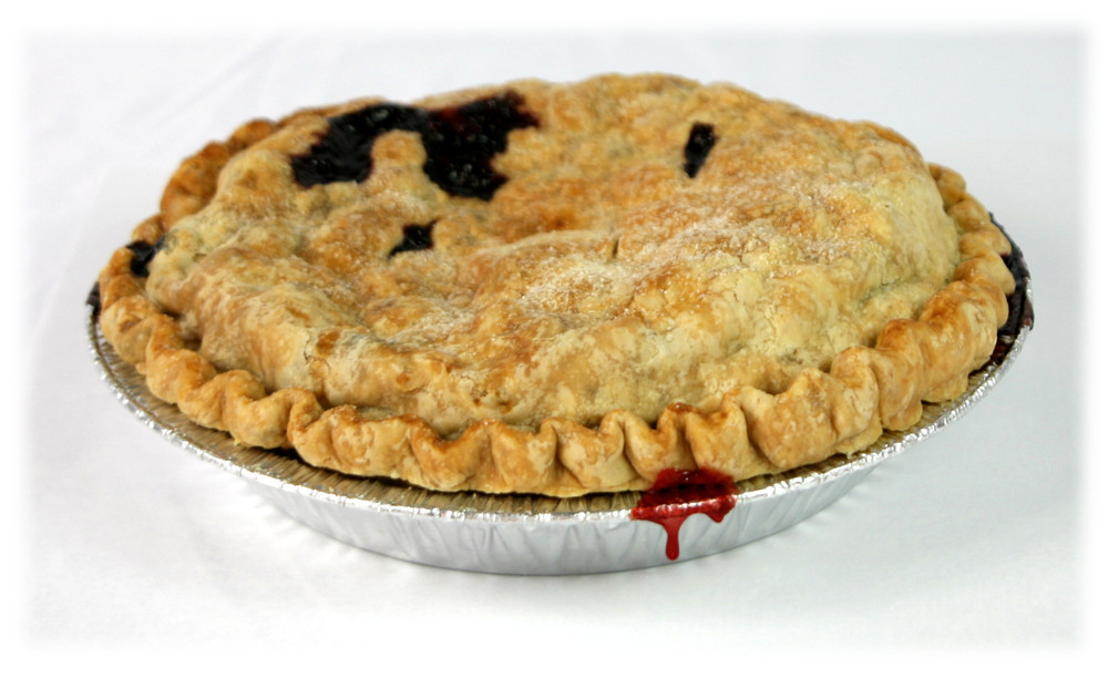Berried Treasure Pie