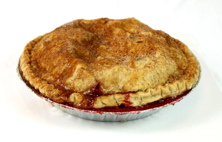Apple-Cherry Pie