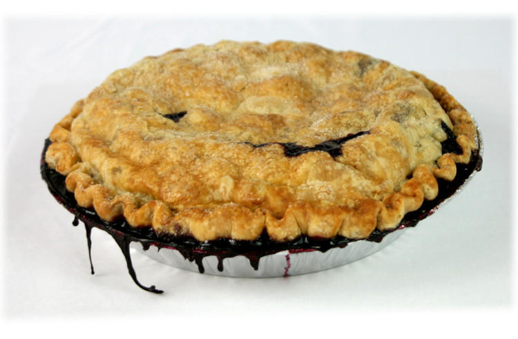Bruiseberry Pie