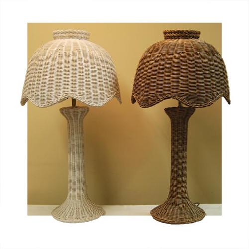 Large Lotus Lamp