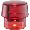 Simplex Replacement Face Insert, Red Hard Plastic