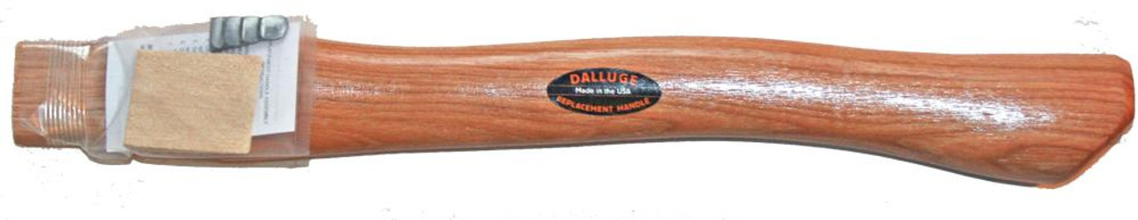 Dalluge 3250 Curved Hickory Replacement Handle